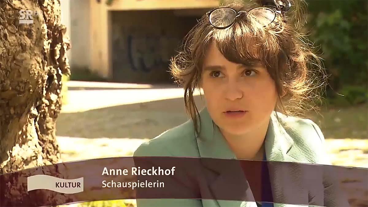 """Interview mit dem SR bei """"Filmreif!"""""""