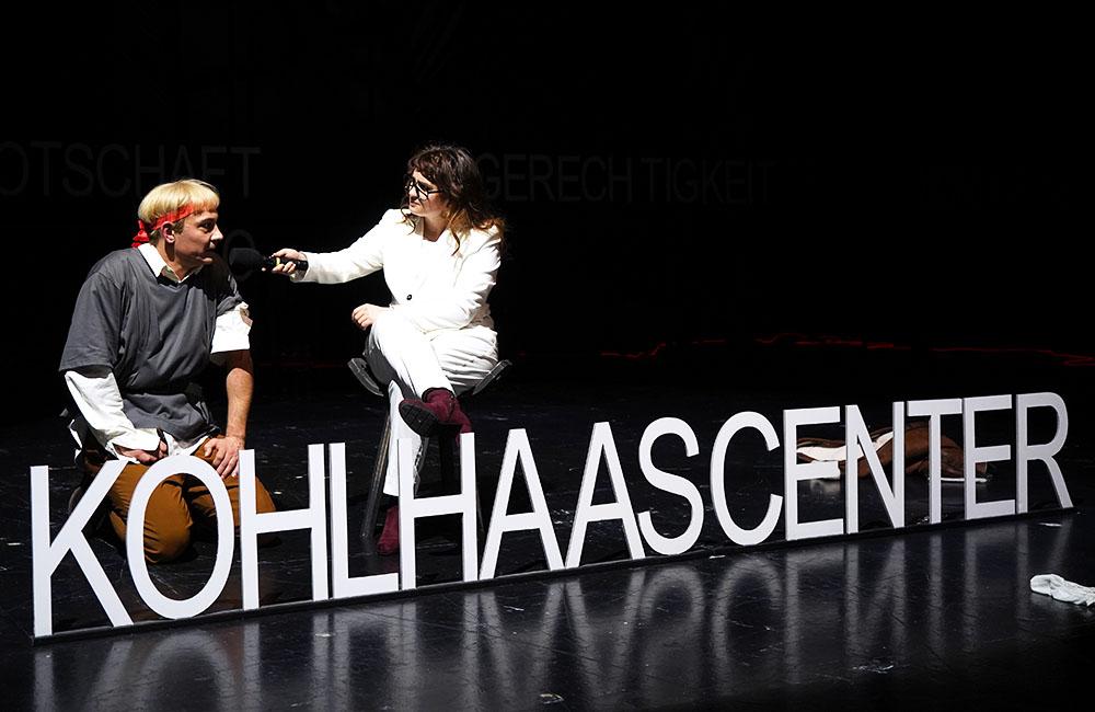 Kohlhaas – Ein Mann für jede Krise // Foto: Astrid Karger
