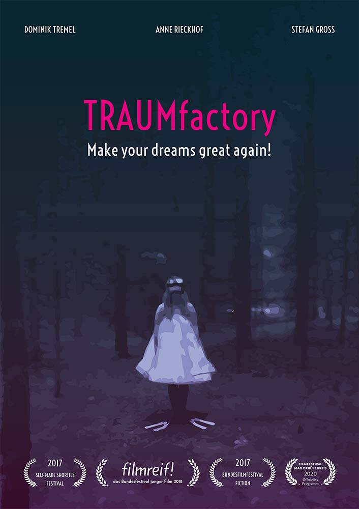 TRAUMfactory - Filmplakat